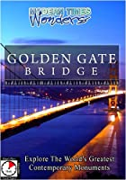 Wonders Golden Gate Bridge Sa [DVD] [Import]