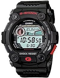 [カシオ]CASIO 【訳ありボックス アウトレット】Gショック ジーショック 海外モデル 防水 タイドグラフ 黒 ブラック G-7900-1 腕時計 [並行輸入品]