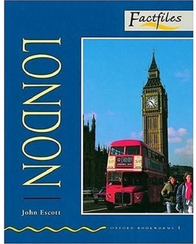 London: Level 1 (Bookworms Factfiles Series)の詳細を見る