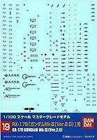 1/100 ガンダムデカール MG ガンダムMk2ver.2.0用 (19)
