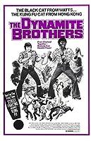 ダイナマイトBrothers ( 1974)映画ポスター24x 36インチShaw Brothers