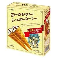 ヨーロピアンシュガーコーン 56ml×5×6個 【冷凍】(2ケース)