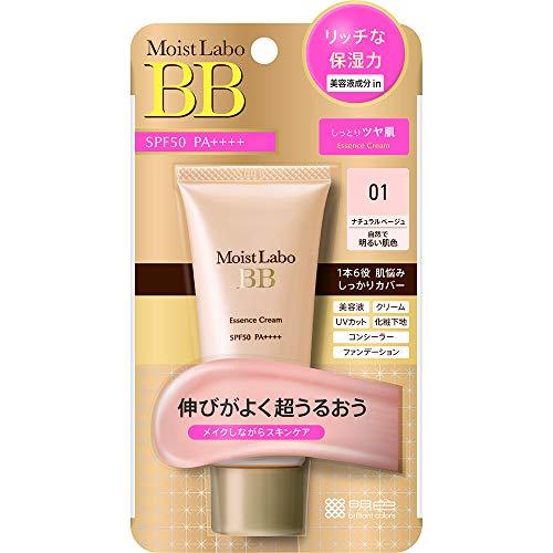 明色化粧品 モイストラボBBエッセンスクリーム  33g SPF50 PA++++ B002S019YG 1枚目