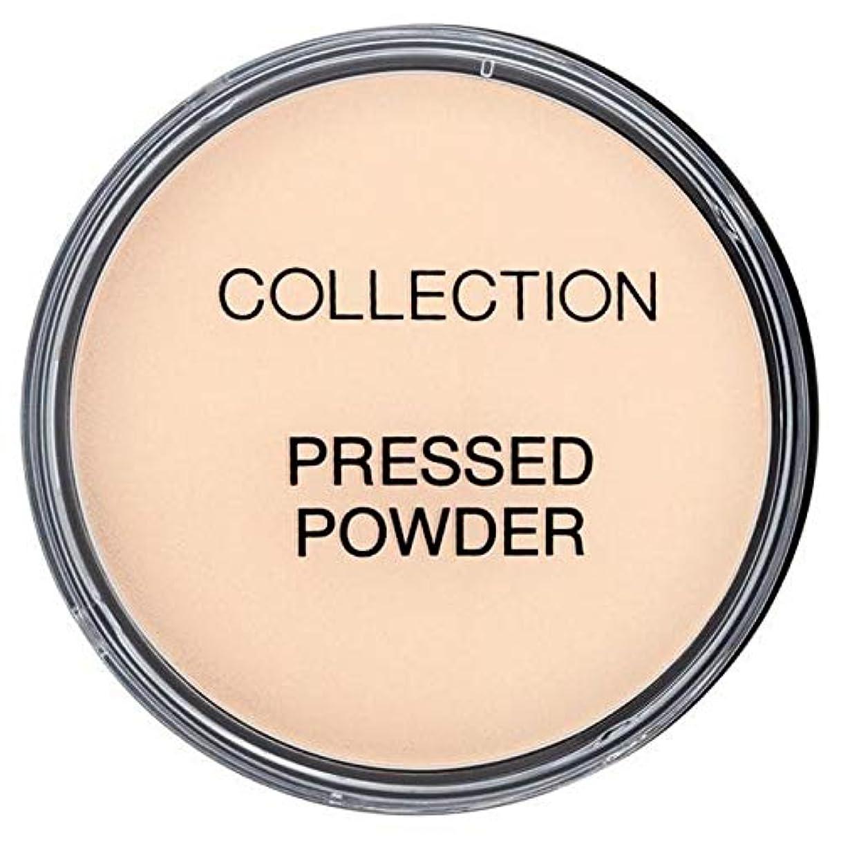 落胆した近代化不規則な[Collection ] コレクションは、粉末17グラムのろうそく1を押します - Collection Pressed Powder 17g Candlelight 1 [並行輸入品]