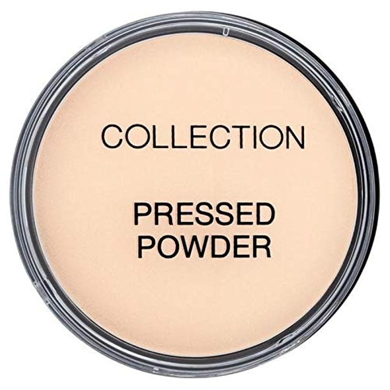 コスト傘アラビア語[Collection ] コレクションは、粉末17グラムのろうそく1を押します - Collection Pressed Powder 17g Candlelight 1 [並行輸入品]