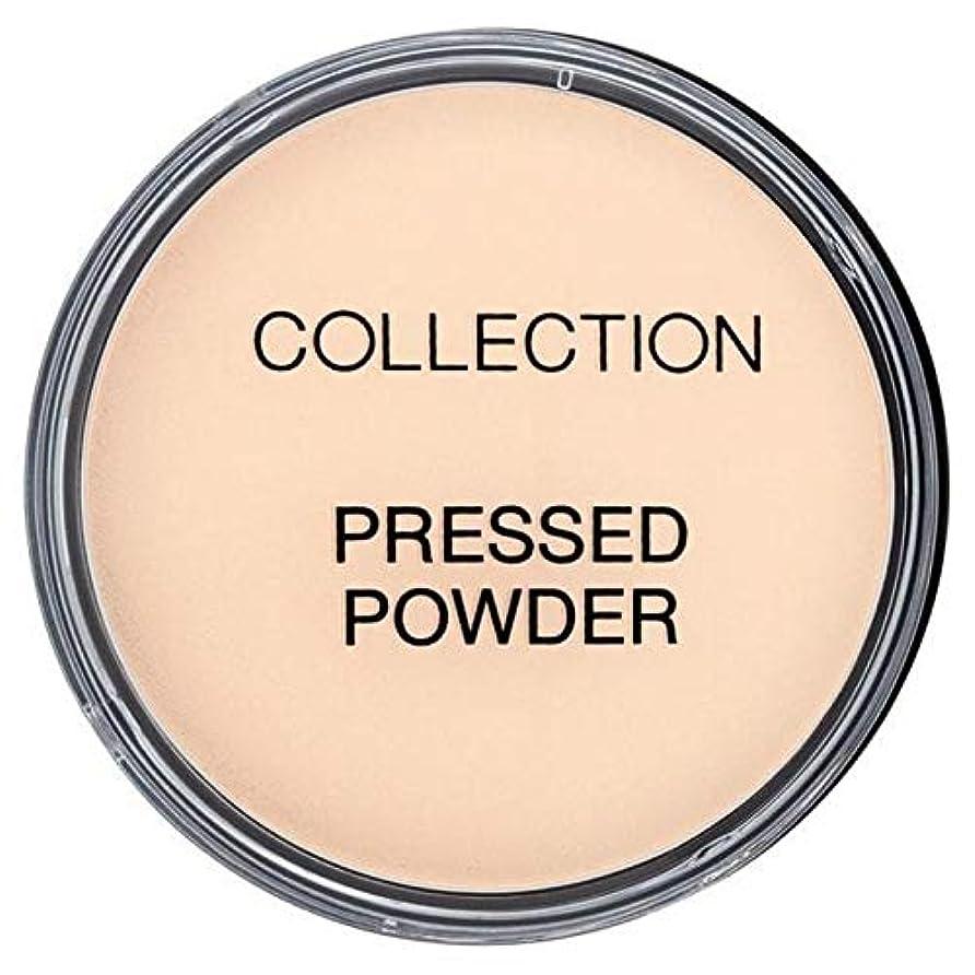 修士号マージン撤回する[Collection ] コレクションは、粉末17グラムのろうそく1を押します - Collection Pressed Powder 17g Candlelight 1 [並行輸入品]
