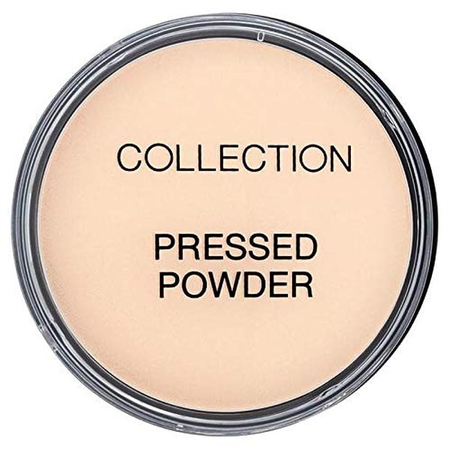 その結果パス入り口[Collection ] コレクションは、粉末17グラムのろうそく1を押します - Collection Pressed Powder 17g Candlelight 1 [並行輸入品]