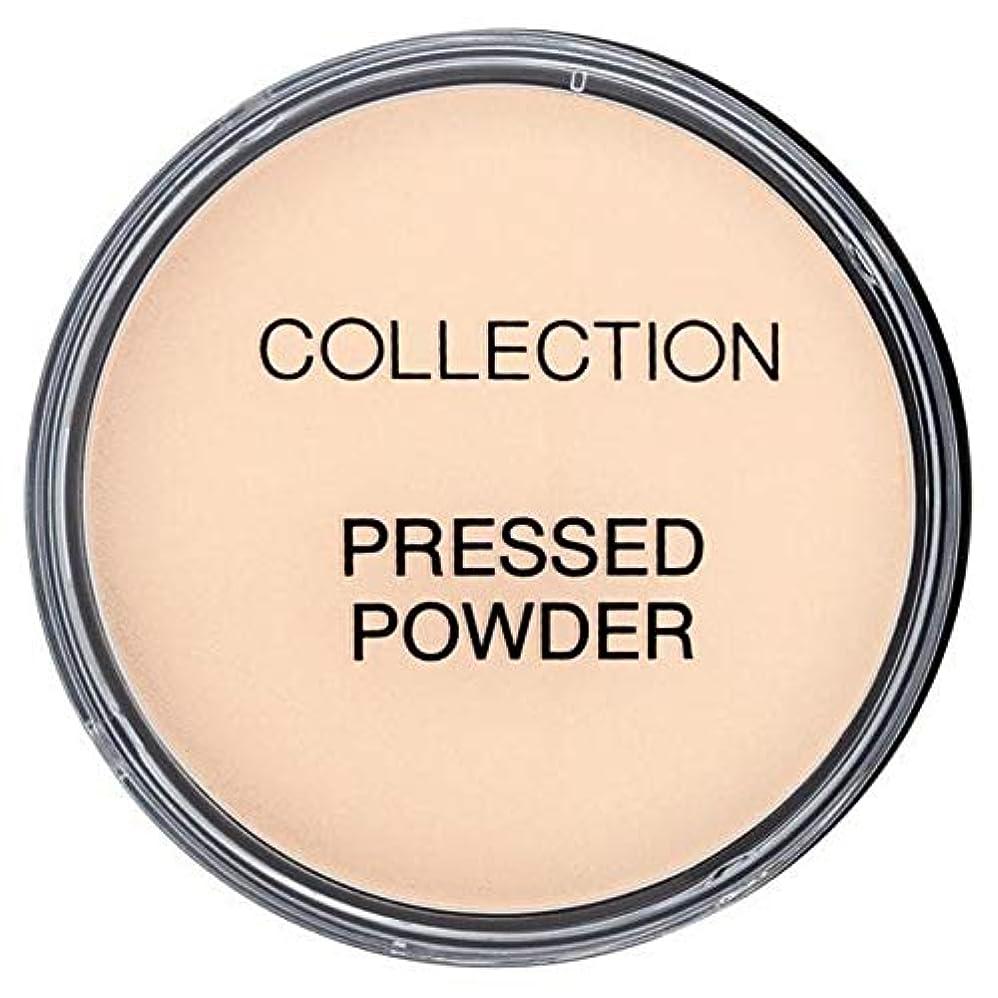 マラドロイトムスタチオ皮肉[Collection ] コレクションは、粉末17グラムのろうそく1を押します - Collection Pressed Powder 17g Candlelight 1 [並行輸入品]