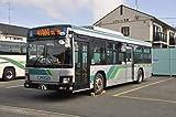全国バスコレクション JB024-2 遠州鉄道 いすゞエルガ ノンステップバス ジオラマ用品 (メーカー初回受注限定生産)