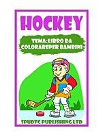 Hockey Temalibro Da Colorare Per Bambini