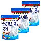 【まとめ買い】ピクス 食器洗い機専用洗剤 W酵素パワー 計量スプーン付 650g×3個セット