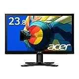 Acer ディスプレイ モニター G247HYLbmidx 23.8インチ/フレームレス/IPS/HDMI端子付/スピーカー付