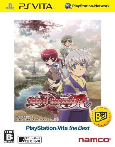 テイルズ オブ イノセンスR PlayStation Vita the Best - PS Vitaの詳細を見る