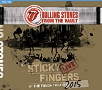 STICKY FINGERS LIVE AT THE FONDA THEATRE [CD+BLURAY]