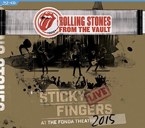 STICKY FINGERS LIVE AT THE FONDA THEATRE [CD+BLURAY]