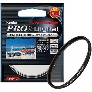 Kenko 72mm レンズフィルター PRO1D プロテクター レンズ保護用 薄枠 日本製 252727