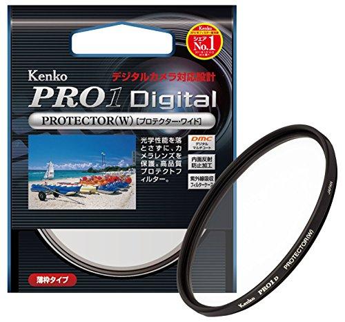 Kenko 72mm レンズフィルター PRO1D プロテクター (W) レンズ保護用 252727