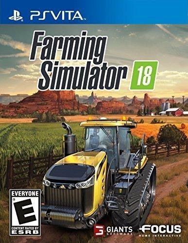 Farming Simulator 18 (輸入版:北米) ...