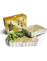 暖かい灸灸コーン2パックボックス Elitzia ETM0305 (108 列)