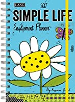 Lang 2017 Simple Life Spiral Engagement Planner 6 x 9 inches (17991011104) [並行輸入品]