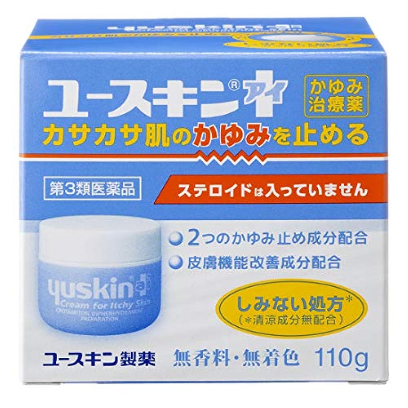 請う敵意継続中【第3類医薬品】ユースキンI 110g