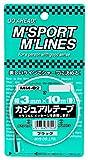 MYS カジュアルテープ ブラック(3mm×10m) MM-02