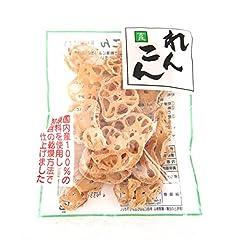 吉良食品 山口県産 乾燥れんこん 25g×3パック