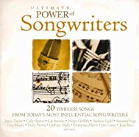 Ultimate Power of Songwriters by Ultimate Power of Songwriters (2002-04-09)