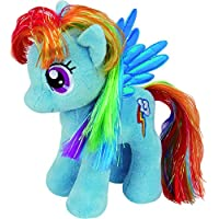Ty タイ My Little Pony マイリトルポニー Mサイズ レインボーダッシュ 【ぬいぐるみ】 41005