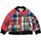 《秋冬春対応》 CHILD CHAMP(チャイルド チャンプ) 切り替えいっぱい中綿入りジャケット 80cm/CHECK NO.C-271067