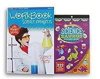 Science Projects Workbook with ScienceSaurus Sticker Book [並行輸入品]