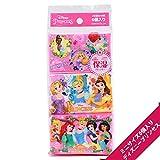 プリンセス 保湿キャラクターポケットティッシュ ミニサイズ6P×3個セット