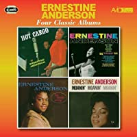 ANDERSON - FOUR CLASSIC ALBUMS