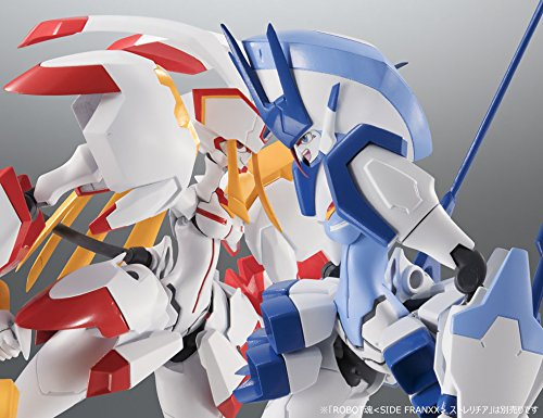 ROBOT魂 ダーリン・イン・ザ・フランキス [SIDE FRANXX] デルフィニウム 約160mm ABS&PVC製 塗装済み可動フィギュア