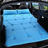 インフレータブルベッドSuv車のベッド、折りたたみ屋外睡眠マット休暇旅行ベッド車のマットキャンプ防湿パッドカー用品ポータブル185 * 126 cm