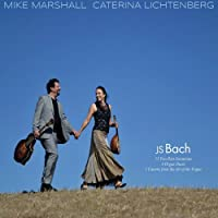 Js Bach by Mike Marshall & Caterina Lichtenberg (2015-06-19)