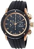 [エドックス]EDOX 腕時計 クロノオフショア1 自動巻きクロノグラフ 01122-37R-NIR1-S メンズ 【正規輸入品】