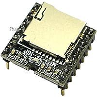 Rasbee ミニ MP3 プレイヤー DF-Player 音声ヴォイスモジュール TFカード Arduino対応 3個 [並行輸入品]