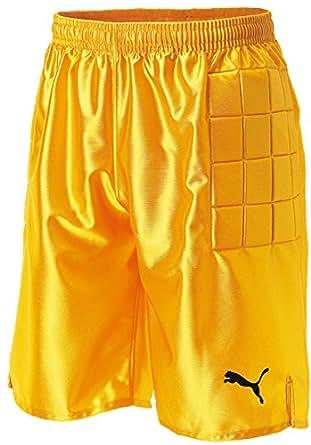 (プーマ)PUMA サッカー ゴールキーパーパンツ 862211 [メンズ] 16 イエロー/ブラック L