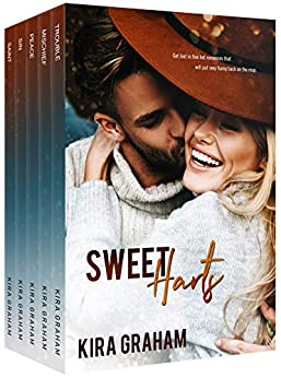 SweetHarts: 5-Books RomCom Bundle by [Graham, Kira]