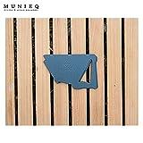 MUNIEQ(ミュニーク) Tetra Drip 01P 09210005 グレー