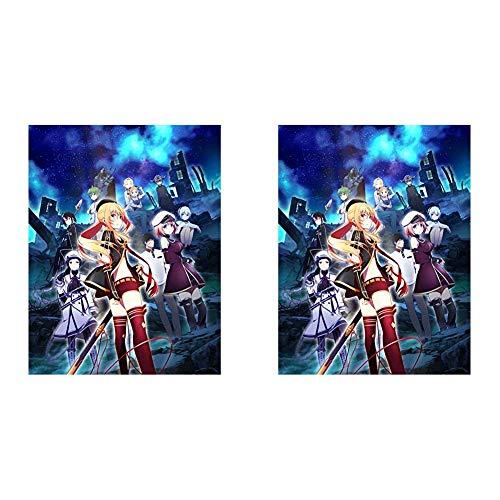 【Amazon.co.jp限定】戦×恋 BD 全巻購入セット (全巻購入特典:絵コンテデータCD+描き下ろしBOX:七樹&六海)付き