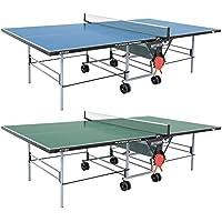 [バタフライ]Butterfly Outdoor Playback Rollaway Table Tennis Table TW24B [並行輸入品]