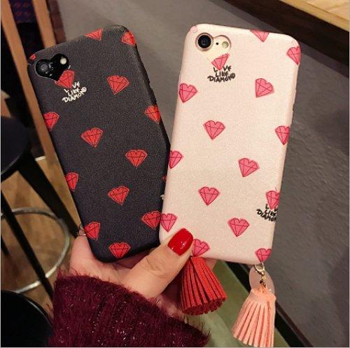 【韓国系iphoneケース専門店】タッセル付き iphone...