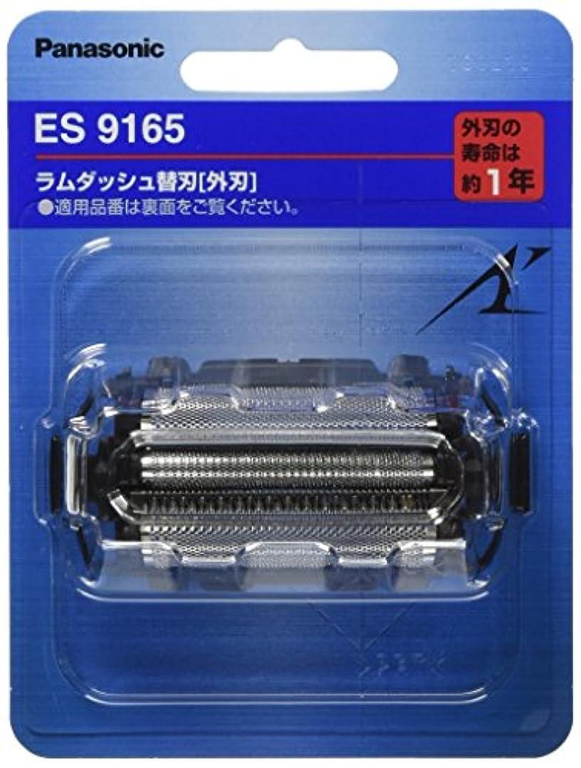 パノラマ意図するレルムパナソニック 替刃 メンズシェーバー用 外刃 ES9165