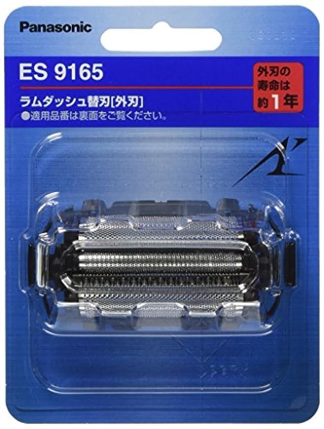 因子透過性溶融パナソニック 替刃 メンズシェーバー用 外刃 ES9165
