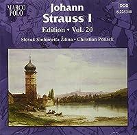 Johann Strauss Edition, Vol. 20 by Slovak Sinfonietta Zilina (2011-12-13)