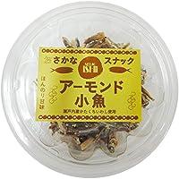 成城石井 おさかなスナック アーモンド小魚 115g