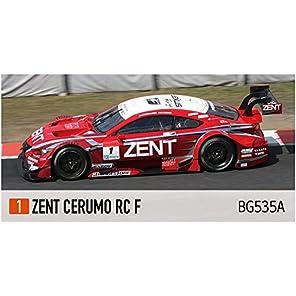 Bugzees64 1/64 ZENT CERUMO RC F No.1 SUPER GT 2014