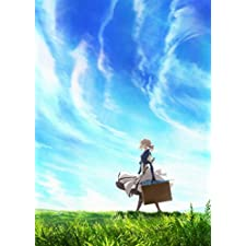 【Amazon.co.jp限定】ヴァイオレット・エヴァーガーデン 1 (第1巻のみ特典:L版ブロマイド + 全巻購入特典:「LPサイズディスク収納ケース」引換シリアルコード付) [ VIOLET EVERGARDEN ] [Blu-ray]